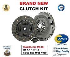 für Mazda 323 Mk III BF 1.1 1.3 1.4 55/60 BHP 1985-1989 NEU 3 Stück Kupplungsset