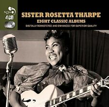 SISTER ROSETTA THARPE - EIGHT CLASSIC ALBUMS NEW CD