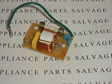 DWLF-M17 YL MICROWAVE OVEN NOISE FILTER & FUSE PULLED FROM A BRAND NEW MICROWAVE