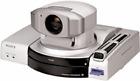 New Sony Compact Conference PCS-1600 PCS-P160 Web Cam Camera Full Setup w/Remote