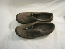 Preowned Women's Size 6 1/2 Women's PRIVO Zip Front Shoes by Clarks