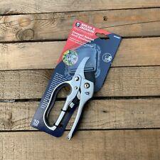 Spear & Jackson Razorsharp Advantage Compact Ratchet Anvil Secateurs - Pruners