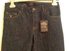 BNWT 100% Auth By GANT Ladies Carol  Boot Cut Jeans. 28/34 RRP £129