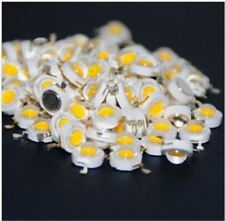 10 Stücke 1 Watt Warmweiß Led Chip High Power Led Perlen 100-110LM tf