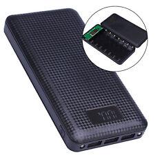 1pc USB Power Bank Case External Backup Battery Charger Box LCD Display CQ1837