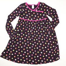 Gymboree Girls 8 All About Buttons Knit Dress Cotton