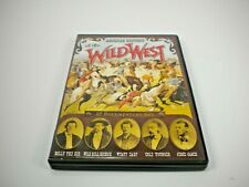 WILD WEST DVD W/CASE (GENTLY PREOWNED)
