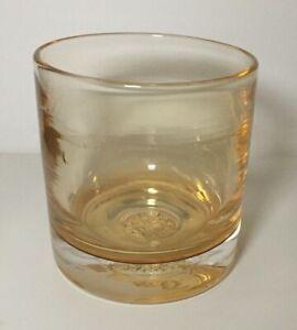 glassybaby ~ Whiskey Rocker