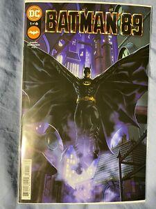 Batman 89 #1-2 | Select A B Covers |  DC Comics NM 2021 FIRST PRINT,UNOPENED