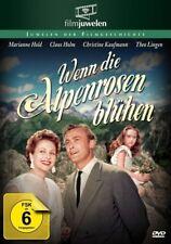 WENN DIE ALPENROSEN BLÜHEN - HAEUSSLER,RICHARD; Holm, Hold   DVD NEU