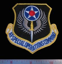 Stargate SG-1 AF Special Operations Command Logo Patch