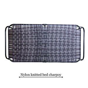 Charpai - Charpoy Manji - Khatt - Asian Sun Bed-- Foldable Bed (Free Post in UK)