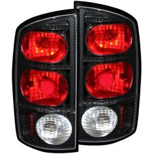 Anzo Tail Lights Carbon Set For 02-06 Dodge Ram 1500/2500/3500 #211044