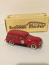 BROOKLIN MODELS FORD VAN WEETIES 1/43 SCALE