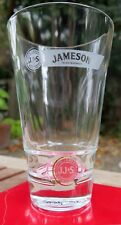 New listing Jameson Irish Whiskey 9-ounce etched drink glass