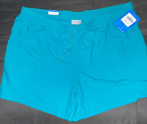 Columbia Women's Omni-Shade Sandy River Shorts🩳Size*X-Large*TROPIC Water💧NWTS!