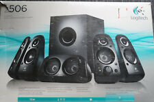Logitech Z506 5.1 Surround Sound System mit Subwoofer