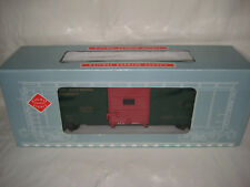 VINTAGE ARISTOCRAFT REA G SCALE RAILWAY EXPRESS AGENCY BOXCAR  # 46013 MINT/OB