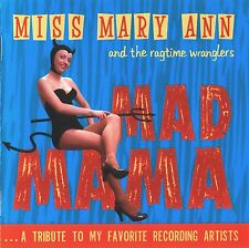 Miss Mary Ann & the Ragtime Wranglers - Mad Mama