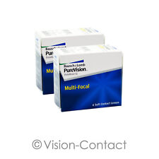 Bausch + Lomb - 2x PureVision Multi-Focal - 6er Box
