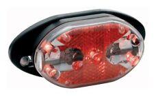 ETC Tail Bright 5X Cycle Gepäckträger Zum Anschrauben 5-LED Rücklicht +