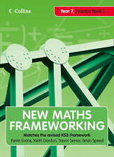 Maths Frameworking - Year 7 Practice Book 1 (Levels 3-4)