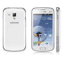 White Samsung Galaxy S Duos S7562 Unlocked Original  5MP Wifi Dual SIM Cellphone