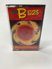Bouncing Off the Satellites by The B-52s (Cassette, Oct-1990, Warner Bros.)
