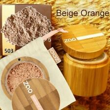 Zao Make-up 503 MINERAL SILK Make-up Puder Foundation + Finisher Naturkosmetik