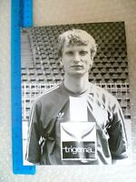 Press Photo- Football Player PETER ZANTER at VfL Bochum-German football defender