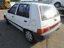 Daihatsu Charade 1991 G100 5 Door 1 x Pair Of Rear Moulded Mud Flaps S/N# V6673