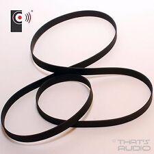 S'adapte THORENS-de remplacement pour platine ceinture TD2001 & TD3001-Audio