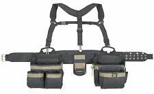 Framer Electrician 31 Pocket Bag Tool Belt Suspender Holder Apron Construction