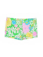 Big Kid Girl Lilly Pulitzer Little Liza Hibiscus Stroll Shorts Summer Size 14
