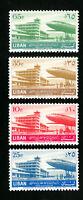 Lebanon Stamps # C193-6 XF OG NH