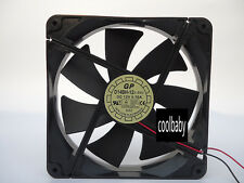 Yate Loon D14BH-12 Fan DC 12V 0.70A 2pin 140*140*25mm