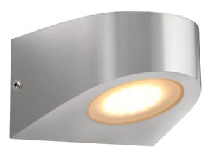LED Stainless Steel Wall Down Light Modern Garden Outdoor Light WarmWhite ZLC036