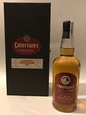 WHISKY CHIEFTAINS MANNOCHMORE 22 YEARS OLD LIMITED 1977 BOTTLE 2000 STRENGTH