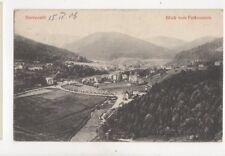 Herrenalb Blick Vom Falkenstein 1906 Postcard Germany 072b