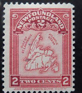 Newfoundland Scott # 086, Mint Original Gum (HR)