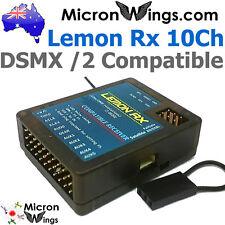 Lemon DSMX DSM2 Compatible 10-Channel Receiver with Failsafe
