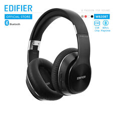 Edifier W820BT Bluetooth Headphones Over ear, Hi-Fi Stereo Wireless Headset