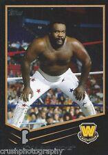 Junkyard Dog Black Parallel 2013 WWE Topps Trading Card #97 WWF