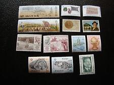 europa - 13 sellos n 1983 (europa) (A9) stamp