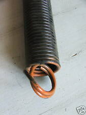 Pair 27-48-170lbs 8' Orange Garage Door Extension Spring & Safety Cables Repair