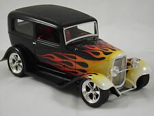 Flame Paint Masks for Revell 1/25 32 Ford