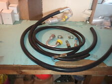 64 65 66 67 68 BEL AIR CAPRICE IMPALA A C HOSE KIT  PAYPAL ACCEPTED MADE IN USA