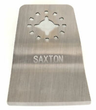 2x Saxton Blades 50mm Scrapers for Fein Multimaster, Bosch Multitool