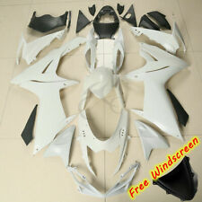 Unpainted White ABS Fairing Bodywork For Suzuki GSXR 600 750 GSX-R600 11-17 TCMT