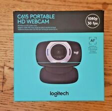 NEW Logitech C615 HD Portable Webcam
